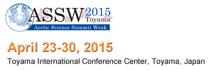 ASSW2015 / April 23-30, 2015 Toyama International Conference Center, Toyama, Japan