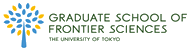 graduate school of frontier sciences
